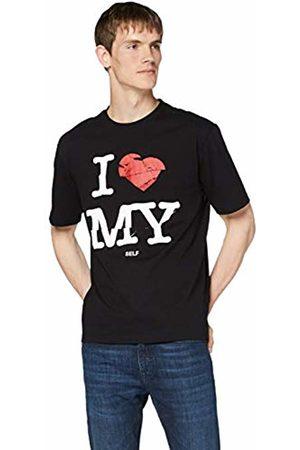 HUGO BOSS Men's Trek 3 T-Shirt, ( 001)