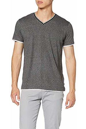 Esprit Men's 079ee2k011 T-Shirt, 001
