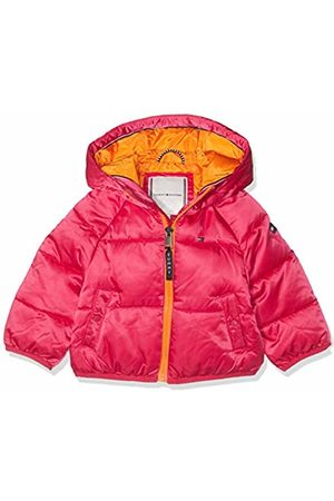 Tommy Hilfiger Baby Girls' Recycled Short Puffer Jacket