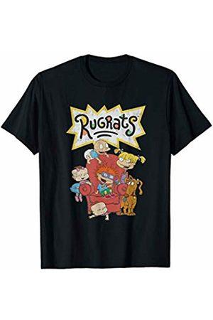 Nickelodeon Rugrats Characters On Sofa T-Shirt