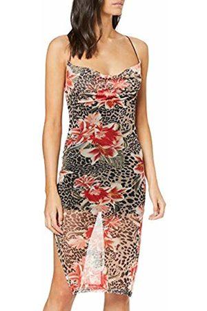 New Look Women's Liberty Mesh Cowl Dress, ( Pattern 29)