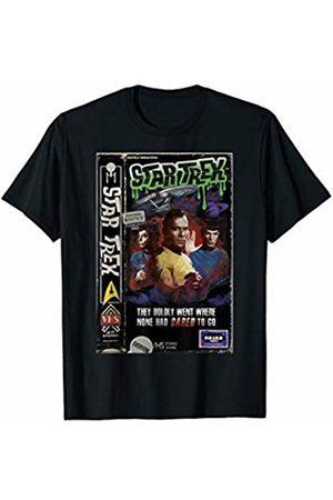 Star Trek Original VHS Cover Photo Graphic T-Shirt