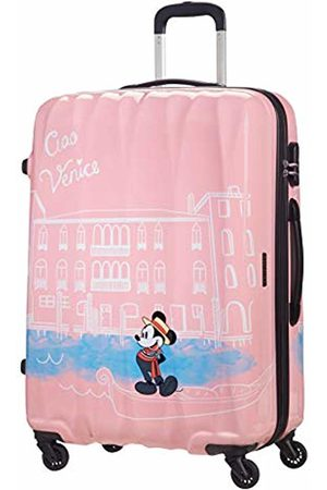 American Tourister Disney Legends - Spinner L - Alfatwist Suitcase 75 cm (Pink) - 64480/8310