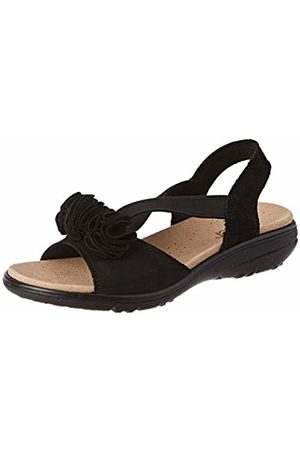 Hotter Women's Hannah Sling Back Sandals, ( 001)