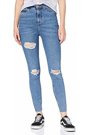 New Look Women's Multi Ripped Disco Skinny Jeans
