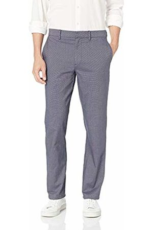 Goodthreads Men's Slim-fit Stretch Dress Chino trousers trousers, (Navy)