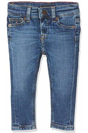 Tommy Hilfiger Baby Boys' Simon Skinny Glfbst Jeans, Glen Fresh Stretch 911