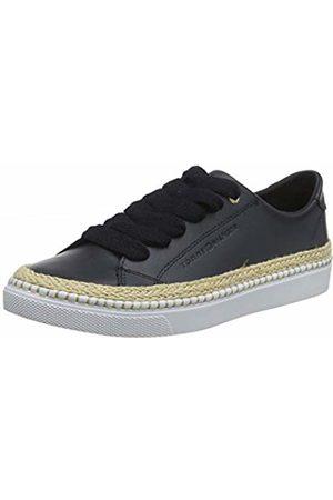 Tommy Hilfiger Women's Tommy Jute City Sneaker Low-Top