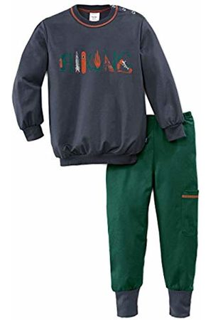 Calida Boy's Toddlers Hiking Pyjama Set, (Jasper 578)