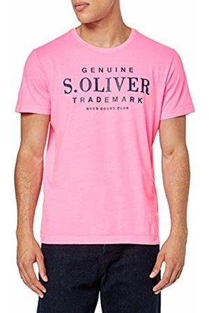 s.Oliver Men's 20.905.32.4467 T-Shirt