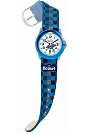 Scout 280305015 Boys' Watch Analogue Quartz Faux Leather