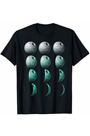 STAR WARS Death Star That's No Moon Phases Graphic T-Shirt
