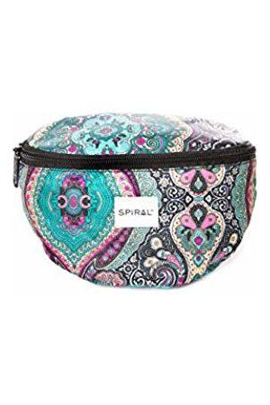 Spiral Paisley - Bum Bag Sport Waist Pack, 23 cm