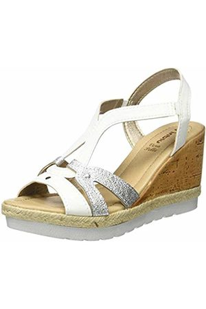 Inblu Women's Evian Sling Back Sandals