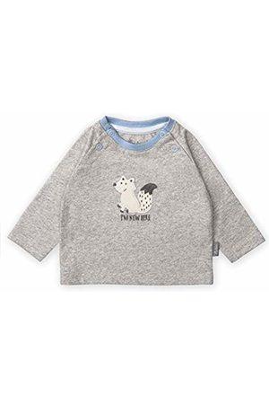 sigikid Baby Langarmshirt Sweatshirt, Melange 3