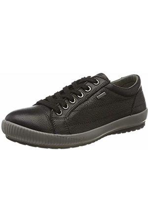 Legero Women's Tanaro Low-Top Sneakers, (Schwarz) 02