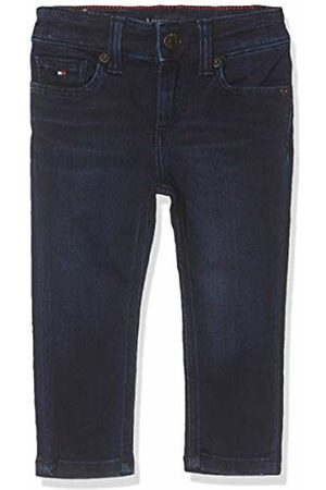 Tommy Hilfiger Baby Boys' Scanton Slim Slmbst Jeans, (SLIGA MID Stretch 911)