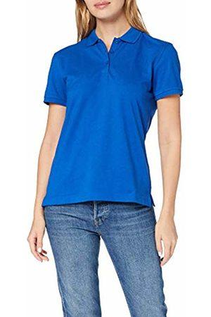 CliQue Women's Manhattan Polo Shirt, (Royal )