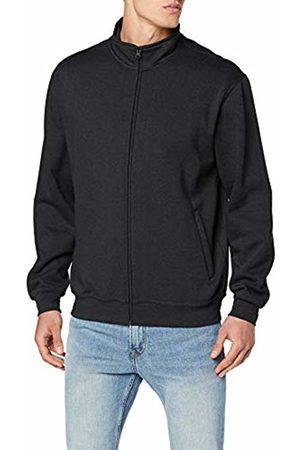 CLIQUE Men's Basic Cardigan (Anthracite Melange)