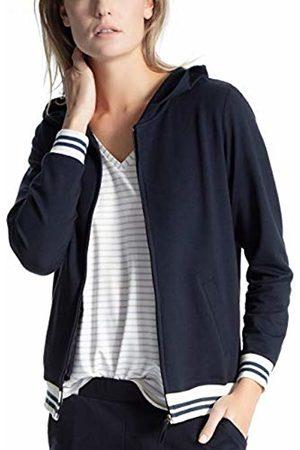 Calida Women's Favourites Trend 1 Pyjama Top, Dark Lapis 339