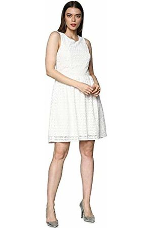 Only Women's Onlrose Sl Dress WVN Cloud Dancer