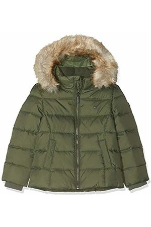 Tommy Hilfiger Girl's Essential Basic Down Jacket (Thyme 304)