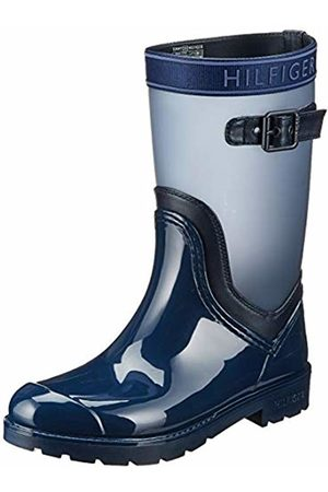 Tommy Hilfiger Women's Translucent Detail Rain Boot Chelsea