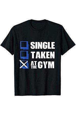 My Shirt Hub Funny Gym Nerd Joke Gift Single Take At The Gym T-Shirt