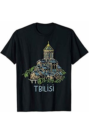 DDD City Tbilisi city T-shirt Tee Shirt Tshirt T Shirt