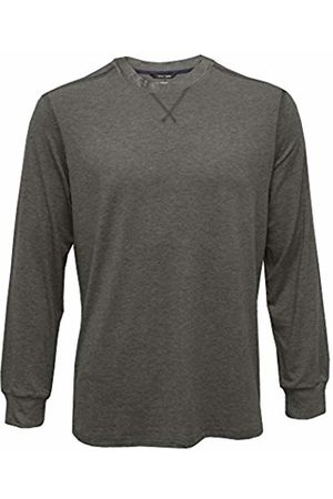 Hom Men's 400296 Long Sleeve Pyjama Top - - Small
