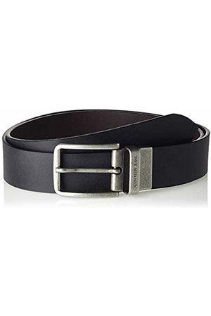 Calvin Klein Men's J 3.5cm Adj/rev Leather Belt /D. 910)