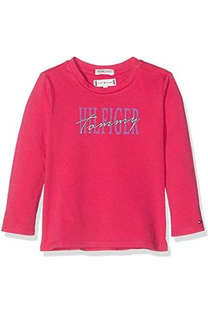 Tommy Hilfiger Baby Girls' Essential Graphic Tee L/s T-Shirt