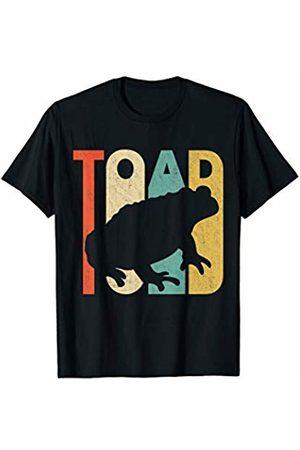 Classic Vintage Retro T-Shirts Vintage Retro Toad Silhouette T-Shirt