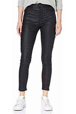 New Look Women's Coated Disco Skinny Jeans, 1