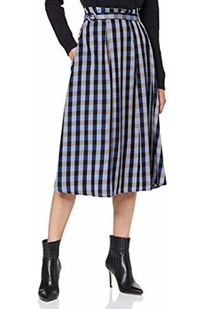 René Lezard Women's R017s9056 Skirt, Night 581