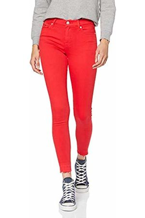 Tommy Hilfiger Women's MID RISE SKINNY NORA 7/8 FLSCTS Skinny Skinny Jeans