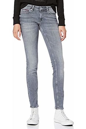 Tommy Hilfiger Women's Low Rise Skinny Sophie Grgy Straight Jeans