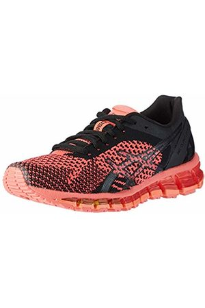 ASICS Women's Gel-Quantum 360 Knit T778n-7690 Training Shoes, (Peach/ /Onyx)
