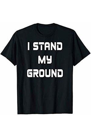 Buy Cool Shirts I Stand My Ground 2nd Amendment T-Shirt