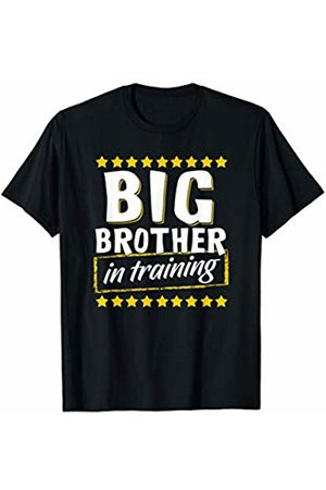 Proud Older Brother Gift Shirts Clothing & Apparel Big Brother In Training Funny Shirt Siblings Pregnancy Baby