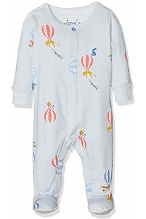Joules Baby Boys' Ziggy Bodysuit, Balloons Blubloons