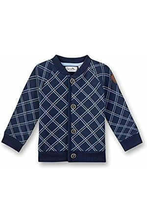 Sanetta Baby Boys' Sweatjacket Sweatshirt, (Deep 5993)