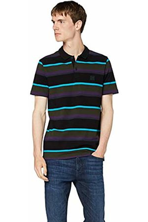 HUGO BOSS Men's Pblock Polo Shirt, 001