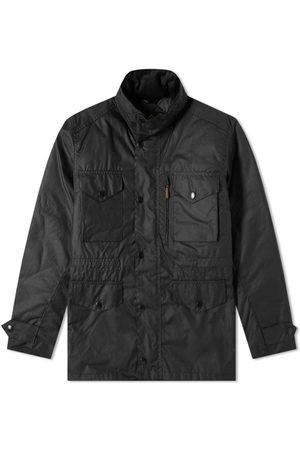 Barbour Men Outdoor Jackets - Sapper Wax Jacket
