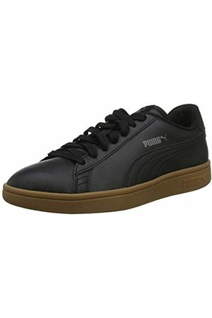 Puma Trainers - Unisex Adults Smash V2 L Low-Top Sneakers, ( -Gum 12)