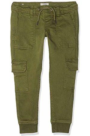 Pepe Jeans Boys Joggers - Boy's Crash Pb210492 Trouser, (Dark Khaki 785)