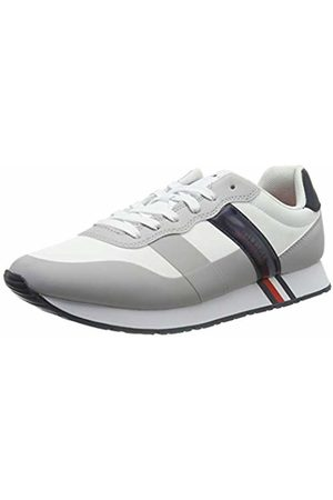 Tommy Hilfiger Men's City Modern Material Mix Runner Low-Top Sneakers, ( 100)