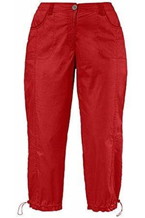 Ulla Popken Women's Cargohose 7/8 Trouser