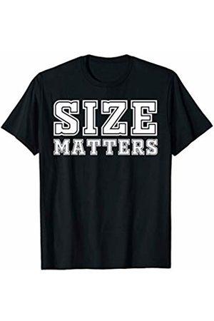GYM ANIMAL Size MATTERS Gym T Shirt Workout Fitness MMA Motivation Gift T-Shirt