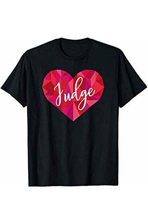 Triple G Mavs Judge Heart Shirt Low Poly Geometric Gift